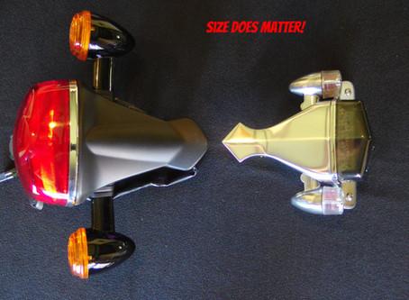 Triumph Bonneville T100/T120 Tail Lamp kit.