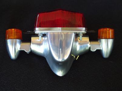 Bonneville Thruxton Scrambler 900 custom Tail light