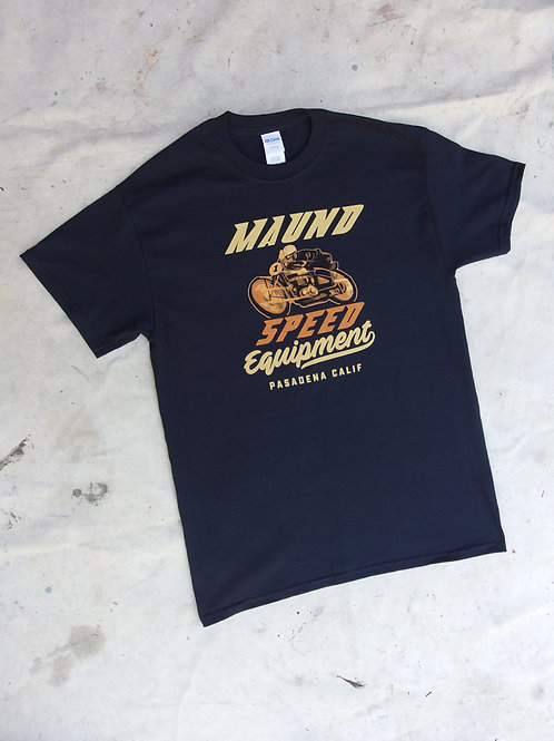 Maund Speed T Shirt Gildan Heavy Weight