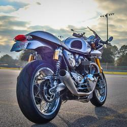 Thruxton R /Maund Speed tail light