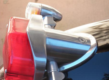 Lucas Tail Lamp Adapter Triumph Thruxton Bonneville Scrambler