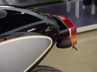 Triumph Street Cup cafe racer custom Tail light