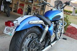 Speedmaster America Tail Light Kit