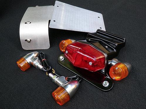 Triumph Thunderbird Sport Legend TT Fender Eliminator Kit Black