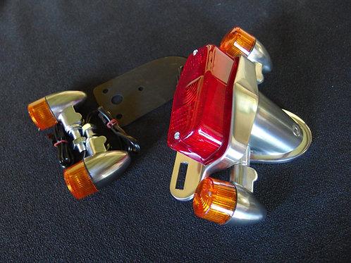 Triumph Speedmaster America Bolt On Tail Light Adapter kit