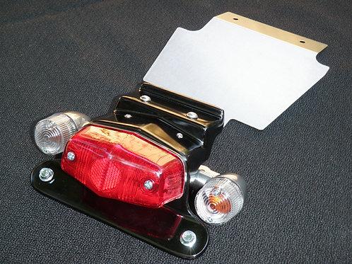 Triumph Bonneville T100 Scrambler Thruxton Black fender eliminator kit
