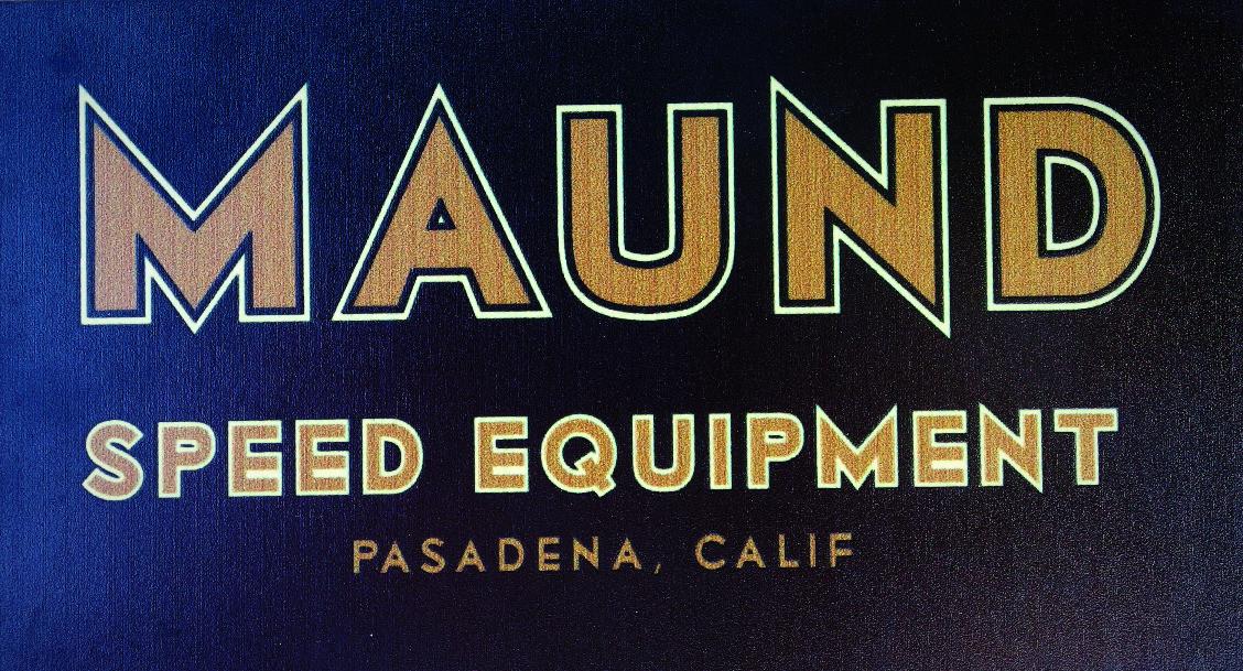 www.maundspeed.com