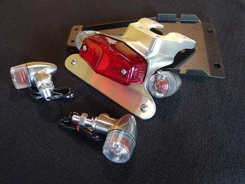 Triumph Thruxton 1200 1200R fender eliminator kit with signals