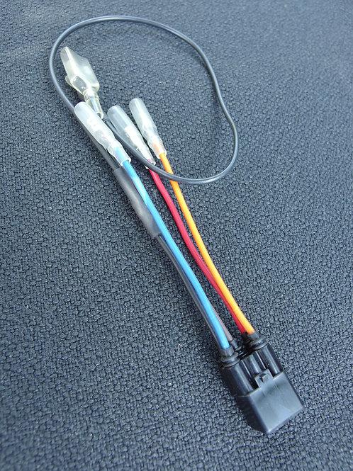 Bonneville Street Twin Thruxton Fender Eliminator Quick Connect Harness