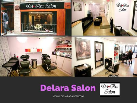 New Del Ara Salon photos!