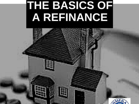 Mortgage 101: The Basics of a Refinance