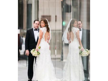 Boston Wedding Hair by Kristin: Kate on Her Wedding Day