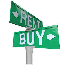 Buy or Rent? It's Often an Easy Choice