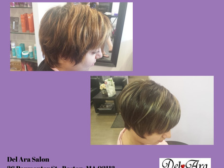 Dramatic Before & After!