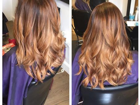Tis' the season for lighter hair!