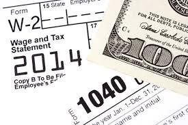 Tax Time: Can Your Income Taxes Affect Your Credit Score?
