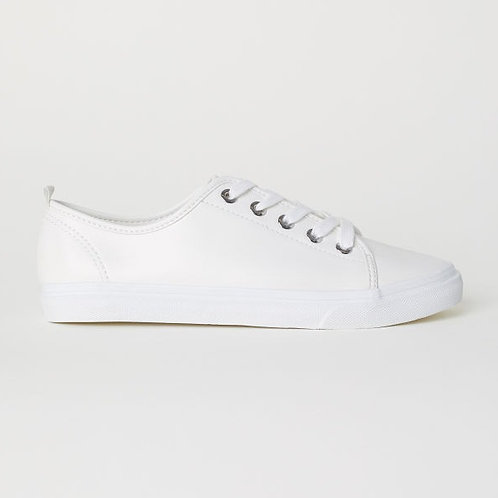 Ladies' Lace-Up Trainers