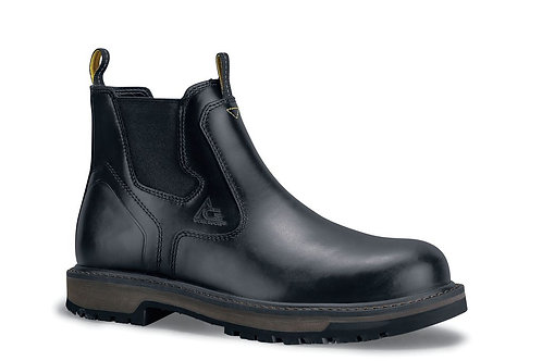 Day and Night Slip-Resistant Work Boot