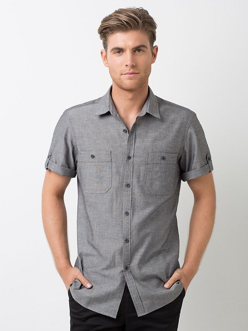Gents' Rex Utility Short Sleeve Shirt