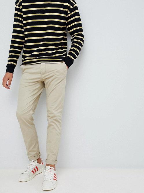 Gents' Stretch Cotton Chinos