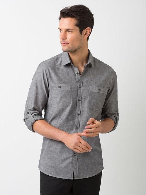 Gents' Rex Utility Long Sleeve Shirt