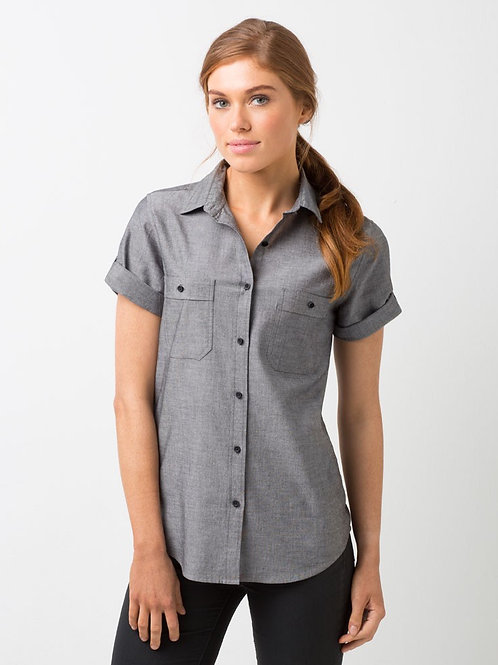 Rex Utility Button Up Short Sleeve