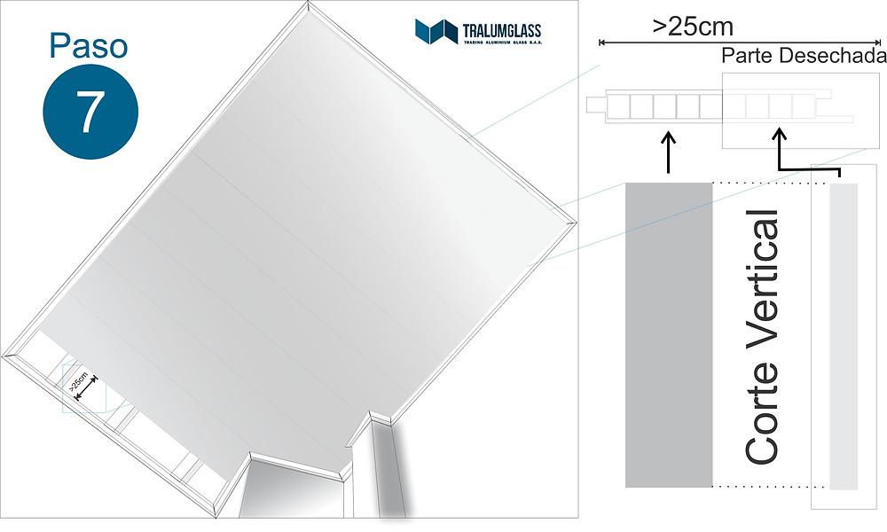 Instructivo de instalación de laminas en pvc para techo falso en PVC