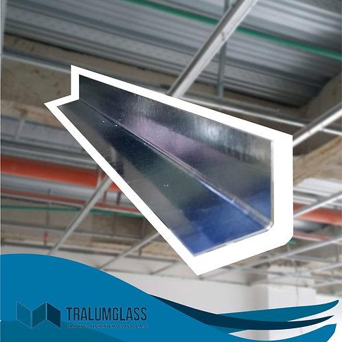 Angulo Perfil para soporte de techo