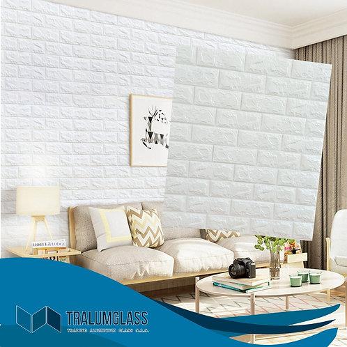 Muro Blanco Pared Adhesiva