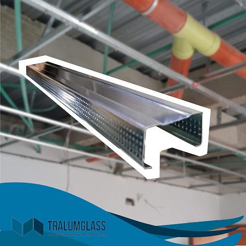 Vigueta Perfil para soporte de techo