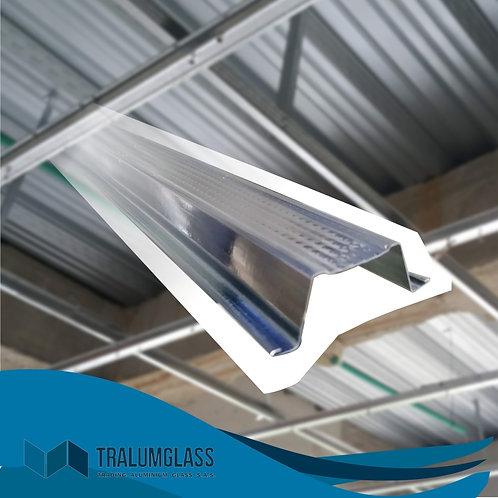 Omega Perfil para soporte de techo