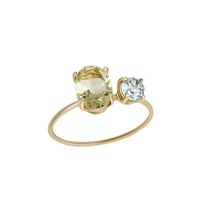 Clear sky - ring