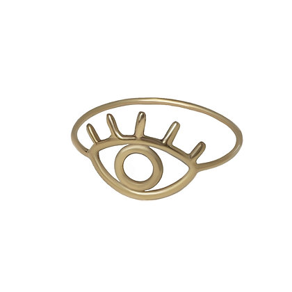 """""""Eye"""" ring"""