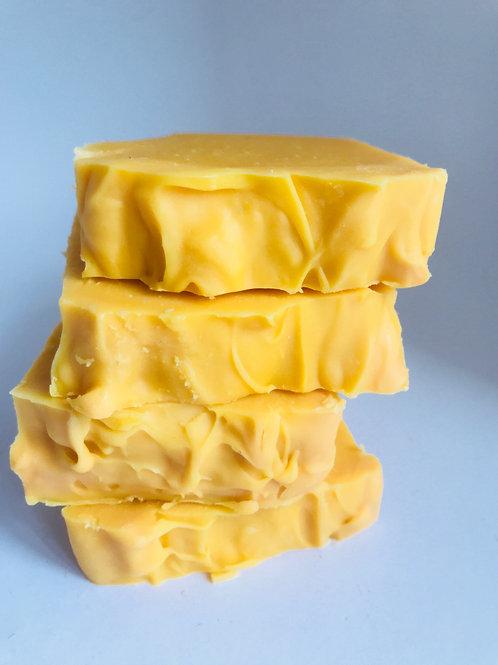 Mandarin Beeswax Soap
