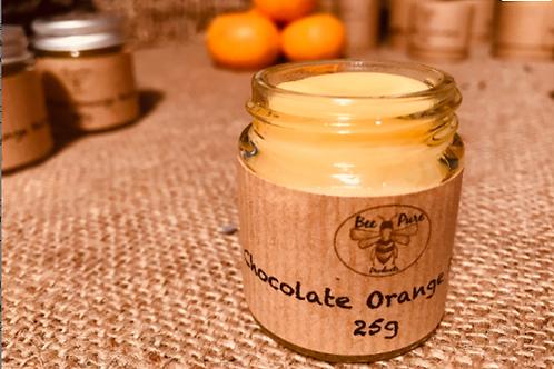 Chocolate Orange Beeswax Balm