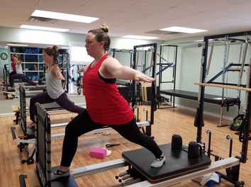 A Newfound Love of Pilates