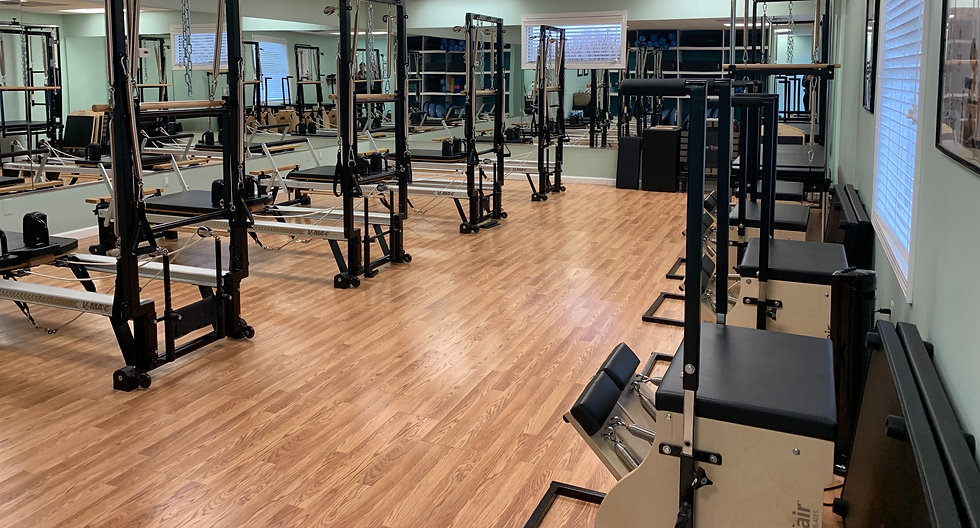 Core Connection Pilates in Clarkston