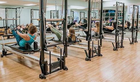 Core Connection Pilates Studio in Clarkston, Michigan
