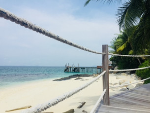 BATU BATU - ISLAND ECO-RETREAT  (MALAYSIA)