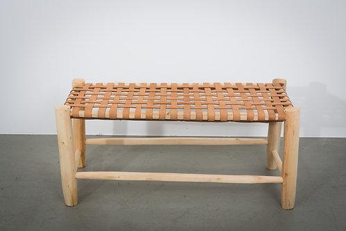 Holzbänke Marokko