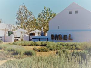 BABYLONSTOREN WINE ESTATE SOUTHAFRICA