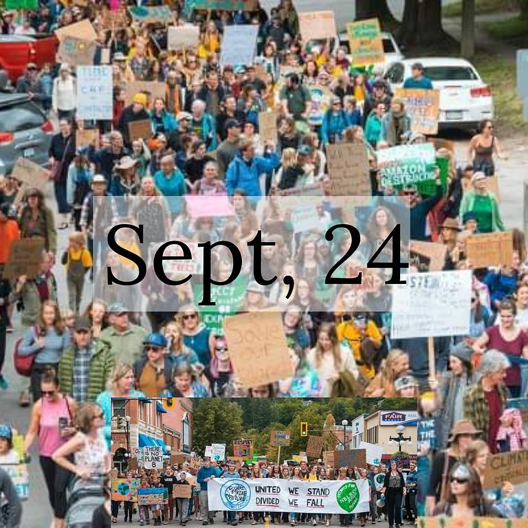 September 24 Strike