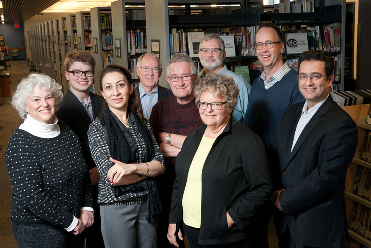 Library Board 2015