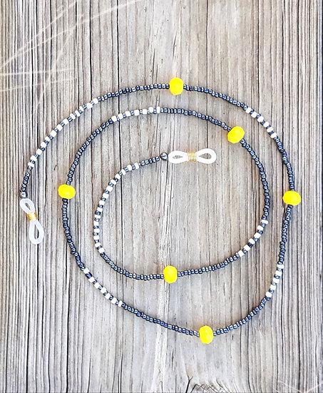bijoux de lunettes en perles