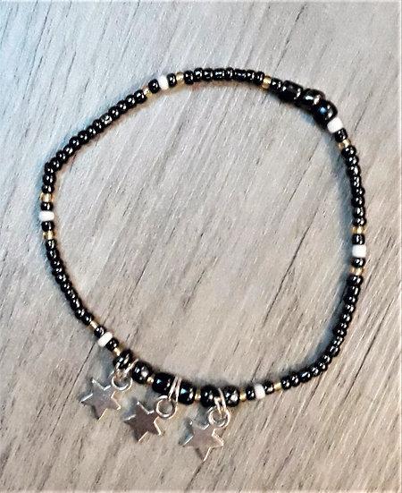 bracelet en perles fines