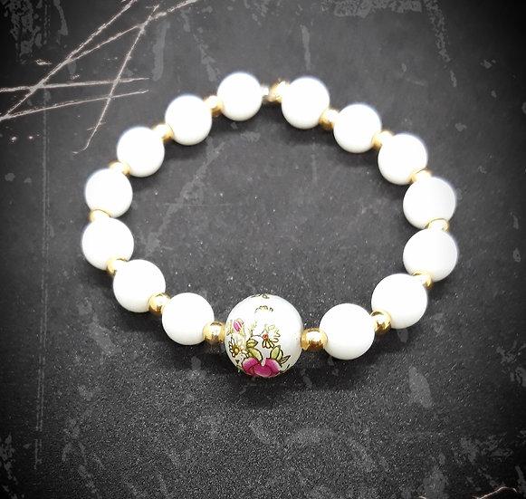 bracelet en perles japonaise