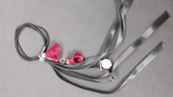 elastique ruban noir avec pampilles et perles.jpg