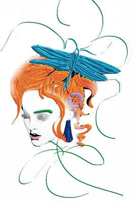 creation d' elastique a cheveux, bijoux en perles et accessoires mode