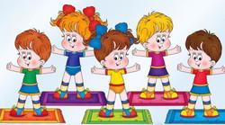 Детский фитнес, массаж