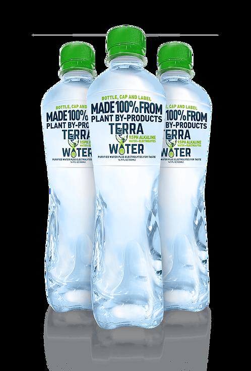TERRA WATER 500ml X 24